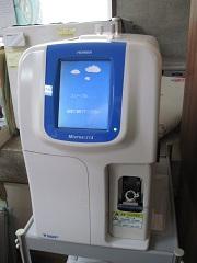 自動血球CRP測定装置